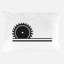 SAW BLADE Pillow Case