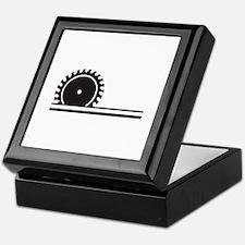 SAW BLADE Keepsake Box