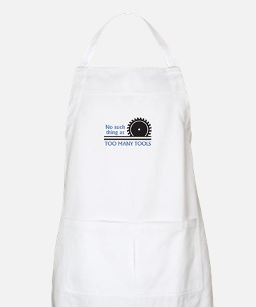 TOO MANY TOOLS Apron