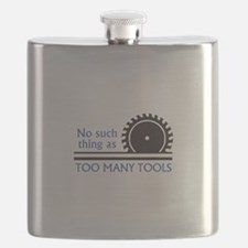 TOO MANY TOOLS Flask