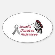 JUVENILE DIABETES Decal