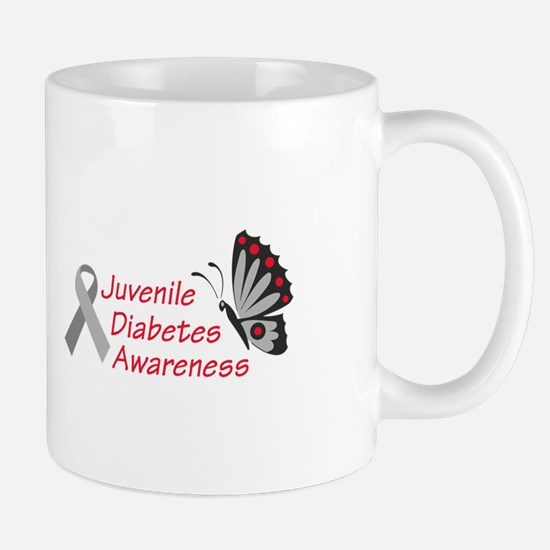 JUVENILE DIABETES Mugs