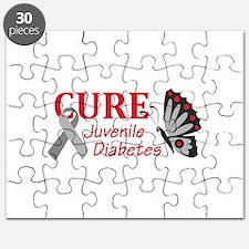 CURE JUVENILE DIABETES Puzzle