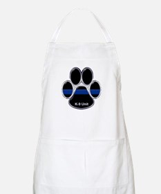 K-9 Unit Thin Blue Line Apron
