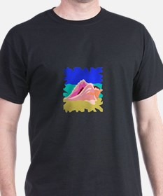 CONCH SHELL HORIZON T-Shirt