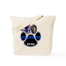 Cute Thin blue line Tote Bag