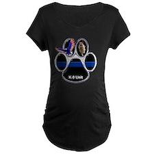 Cute The thin blue line T-Shirt