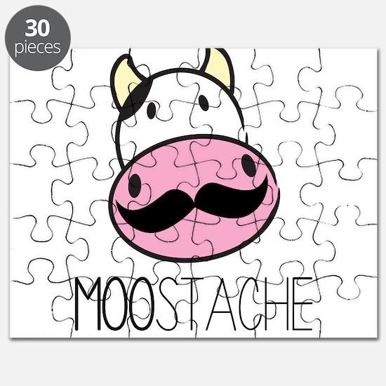 MOOstache Puzzle
