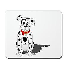 Dalmatian Mousepad