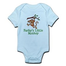 Farfar's Little Monkey Body Suit