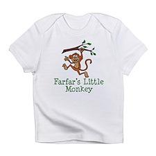 Farfar's Little Monkey Infant T-Shirt