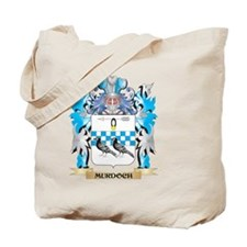 Murdoch Coat of Arms - Family Crest Tote Bag