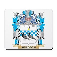 Murdoch Coat of Arms - Family Crest Mousepad
