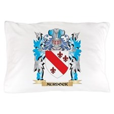 Murdock Coat of Arms - Family Crest Pillow Case