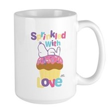 Snoopy - Sprinkled with Love Mugs