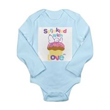 Snoopy - Sprinkled with Love Body Suit