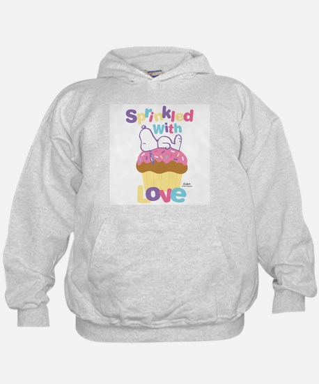 Snoopy - Sprinkled with Love Hoodie