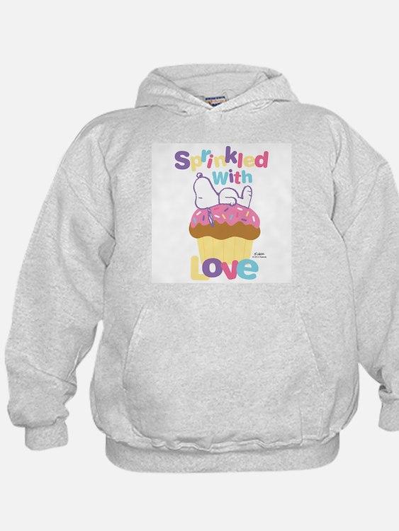Snoopy - Sprinkled with Love Hoodie