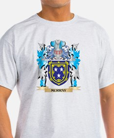 Murray Coat of Arms - Family Cres T-Shirt