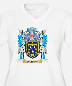 Murray Coat of Arms - Family Cre Plus Size T-Shirt