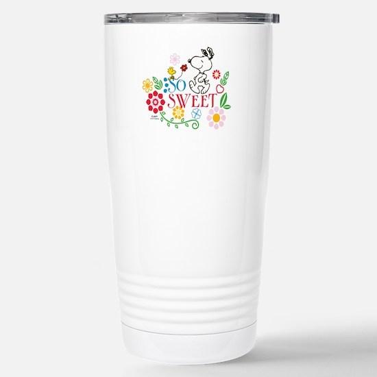 So Sweet - Snoopy Travel Mug