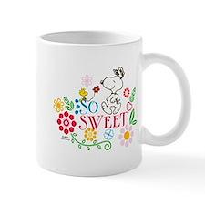 So Sweet - Snoopy Mugs