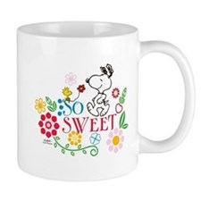 So Sweet - Snoopy Mugs