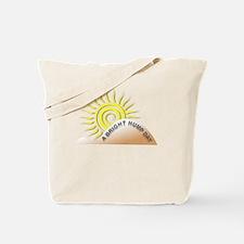 Bright Hump Day Tote Bag