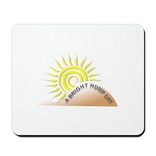 Bright Hump Day Mousepad