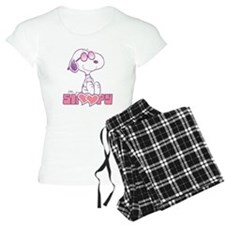Snoopy Hearts Pajamas