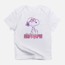 Snoopy Hearts Infant T-Shirt