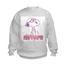 Snoopy Hearts Sweatshirt