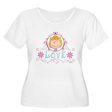 Sally Love Plus Size T-Shirt