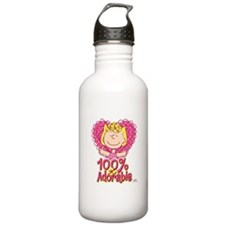 Sally 100% Adorable Water Bottle