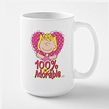 Sally 100% Adorable Mugs
