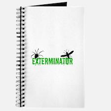 Exterminator Journal