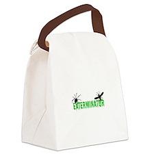 Exterminator Canvas Lunch Bag