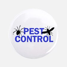 "Pest Control 3.5"" Button"