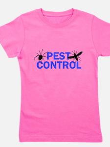 Pest Control Girl's Tee