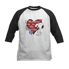 Snoopy - Mustache You Baseball Jersey
