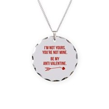Be My Anti Valentine Necklace