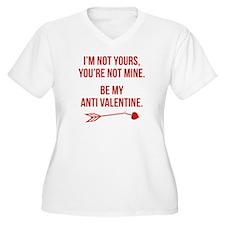 Be My Anti Valentine T-Shirt