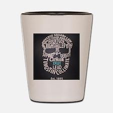 XRay Tech Skull Shot Glass