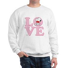 LOVE - Snoopy Jumper