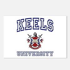 KEELS University Postcards (Package of 8)