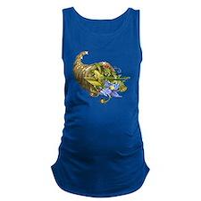 Garden Cornucopia Maternity Tank Top