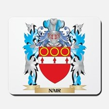 Nair Coat of Arms - Family Crest Mousepad