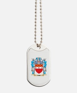 Nair Coat of Arms - Family Crest Dog Tags