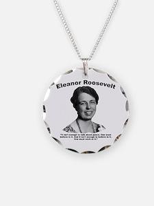 Eleanor: Peace Necklace