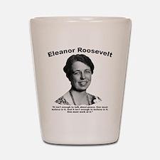 Eleanor: Peace Shot Glass
